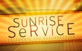 sunise service